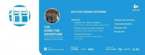 Outlive Grand Opening